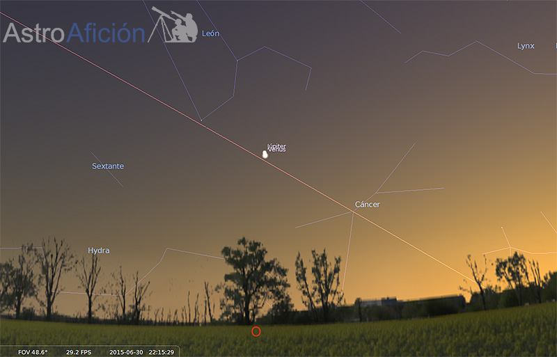 Jupiter-Venus-a-simple-vista