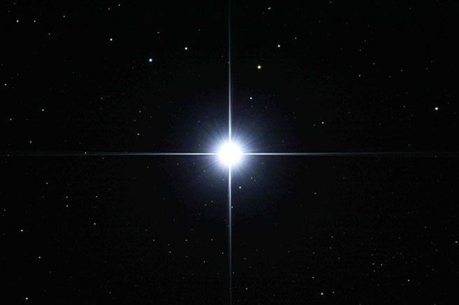 Sirio, estrella