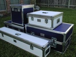 cajas de telescopios