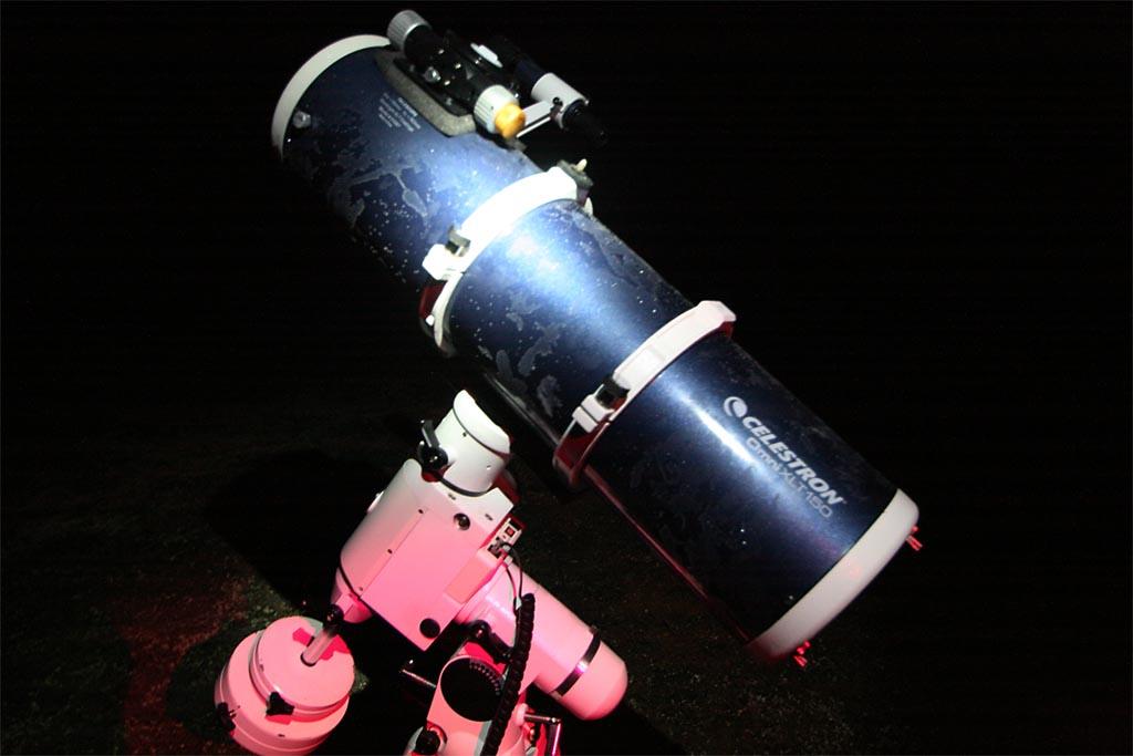 ¿Que ropa llevar a una observación astronómica?