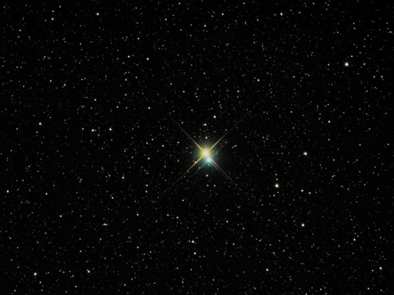 El color de las estrellas y la secuencia principal