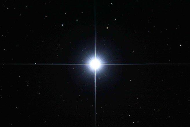 Sirio, estrellas más brillantes