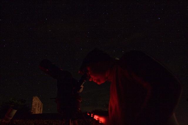 ¿Qué puedo ver con un telescopio? Parte II