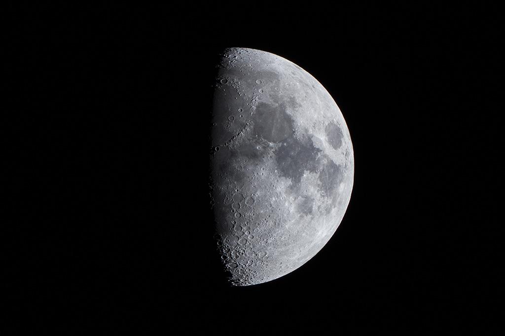 La cara oculta o la cara oscura de la Luna - AstroAficion