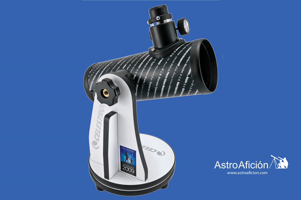 AstroReview: Celestron FirstScope