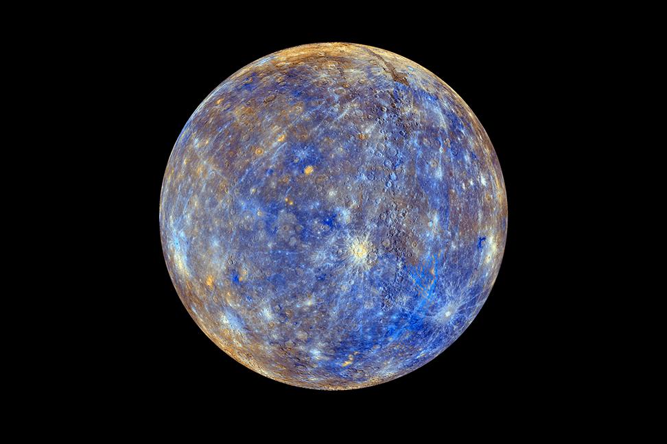 Así será el tránsito de Mercurio del 9/05/2016