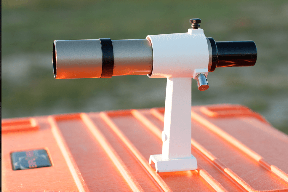 Tipos de Buscadores para telescopios