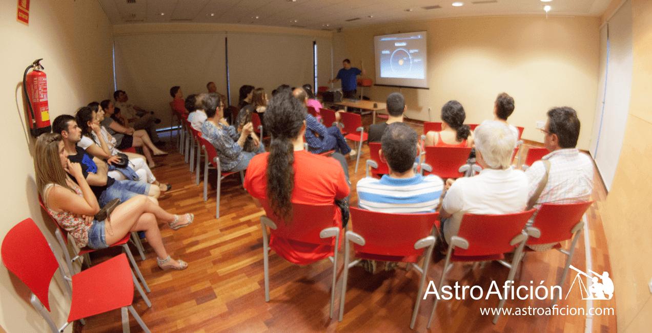 Jornadas astronómicas con el Ayuntamiento de Ávila