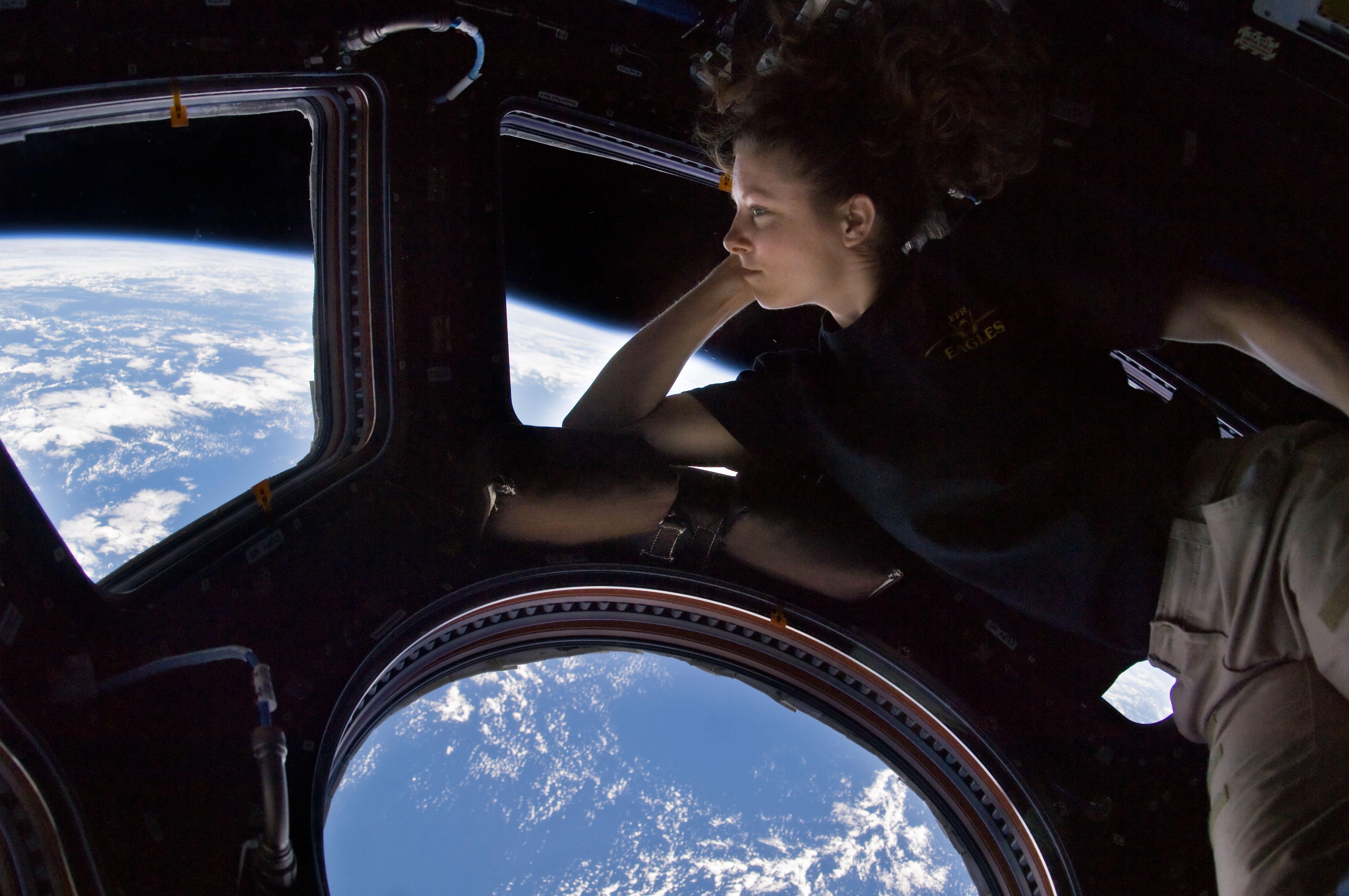 ISS - turismo espacial
