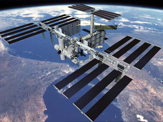 La Estación Espacial Internacional o ISS