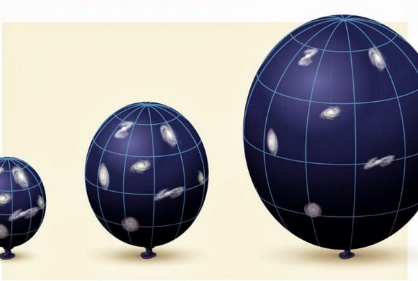 La expansion del universo - constante de hubble