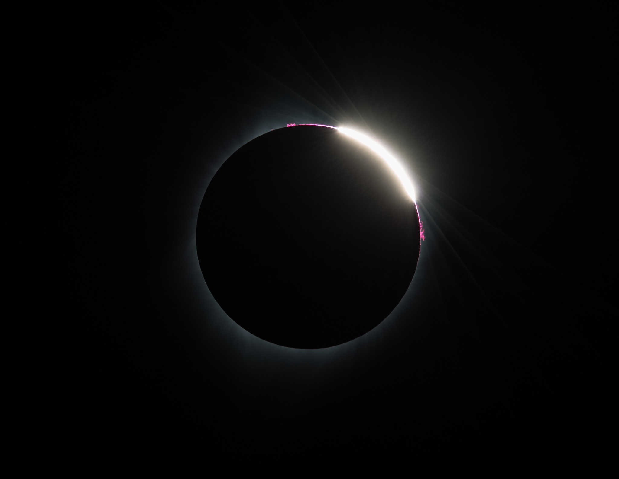 Eclipse de Sol 2 julio 2019