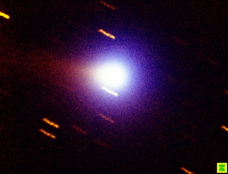 Cometas más brillantes visibles durante 2018