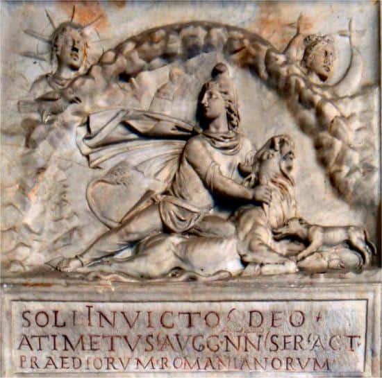 https://commons.wikimedia.org/wiki/File:Musei_Vaticani_-_Mithra_-_Sol_invictus_01136.JPG
