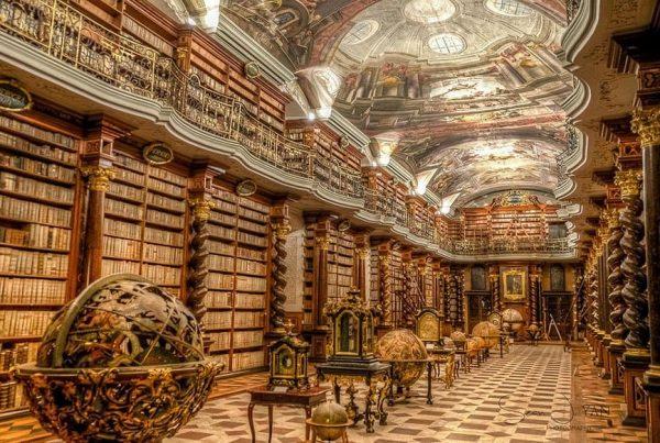 Biblioteca Klementium (1.622)