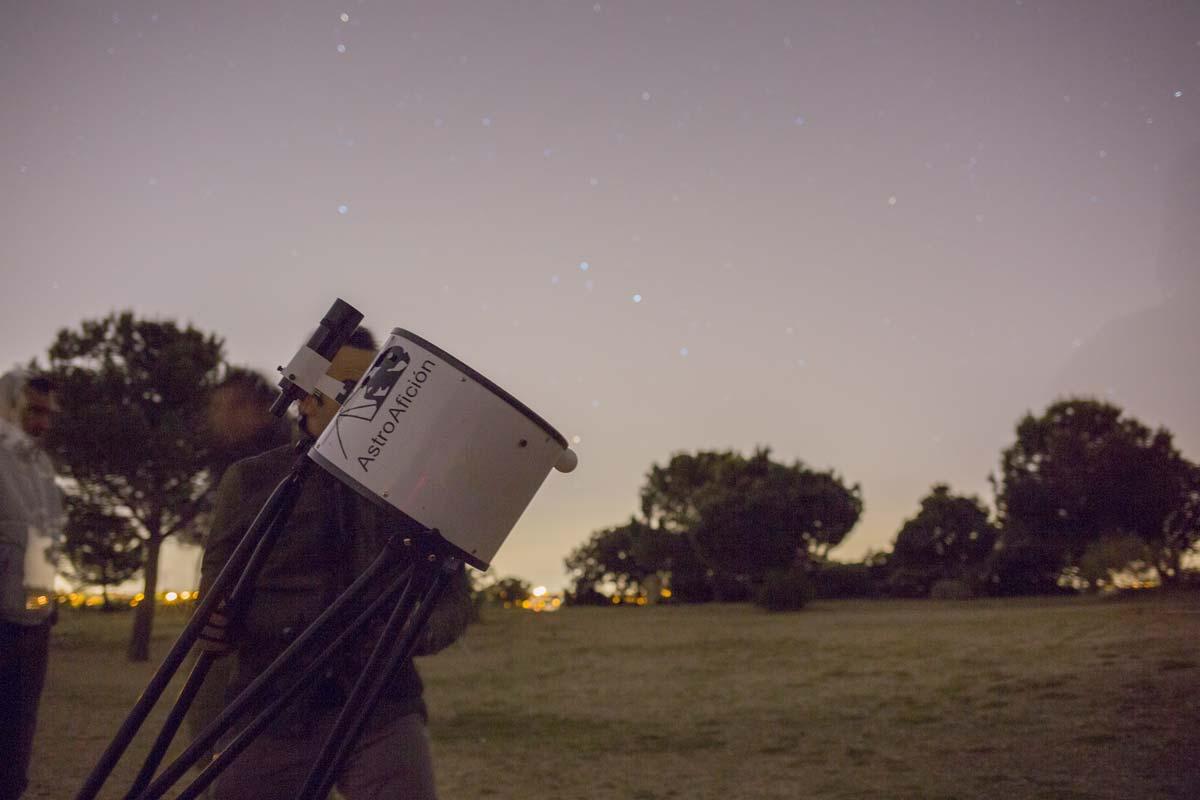 Curso Personalizado de astronomía