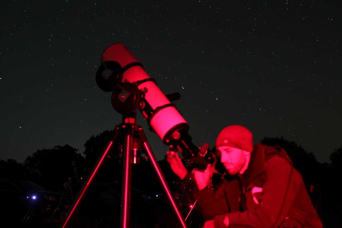 ¿Qué puedo ver con un telescopio? Parte III