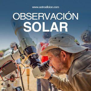 Observación-solar
