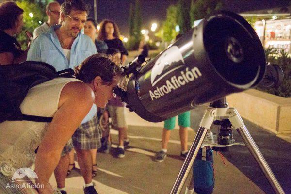 observacion astronomica ciudad
