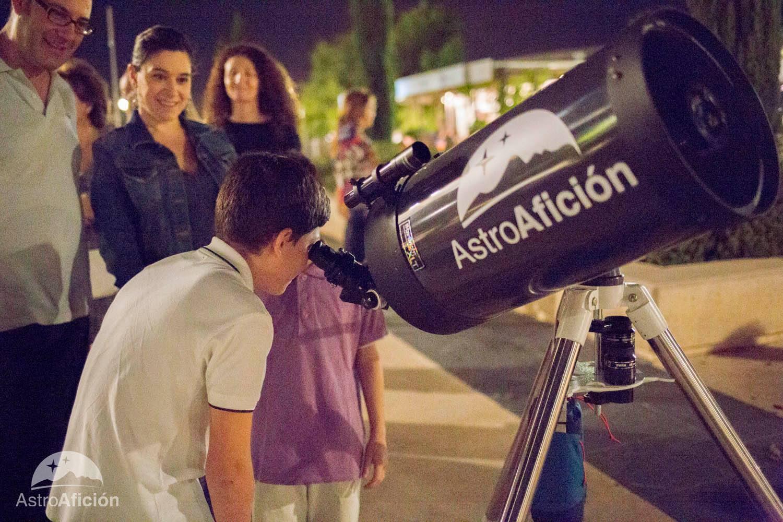 observacion astronomica madrid