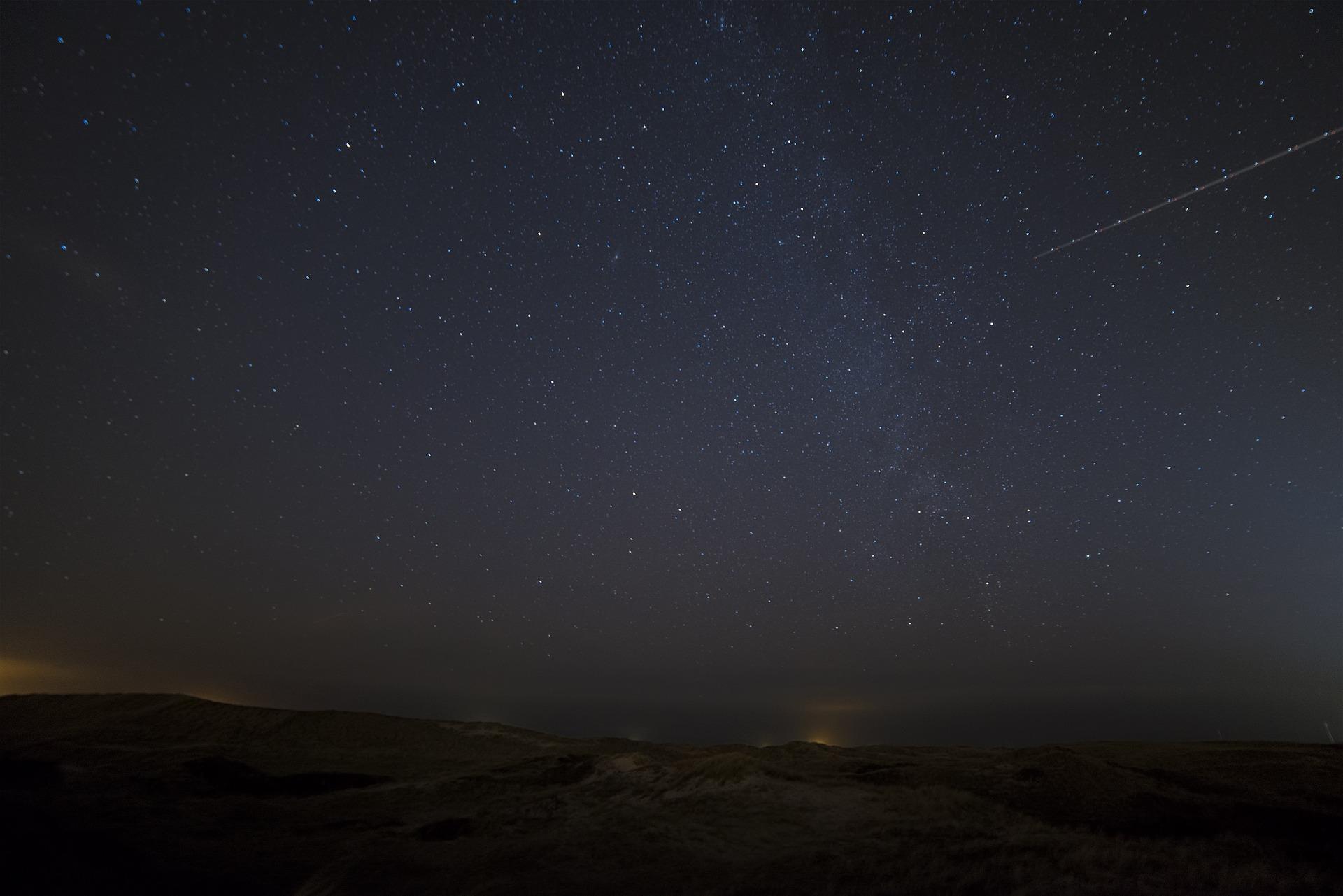 Cómo se mide la distancia a las estrellas IV: Constante cosmológica