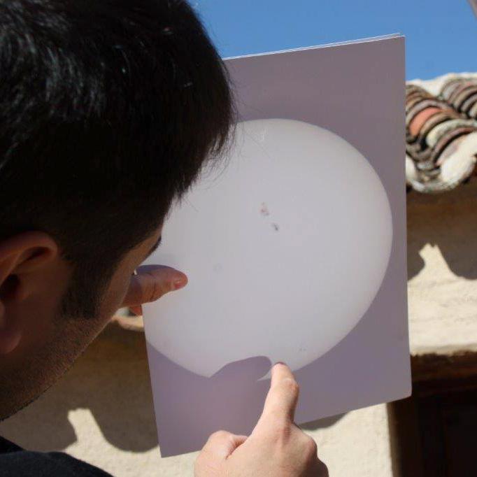 Observación solar