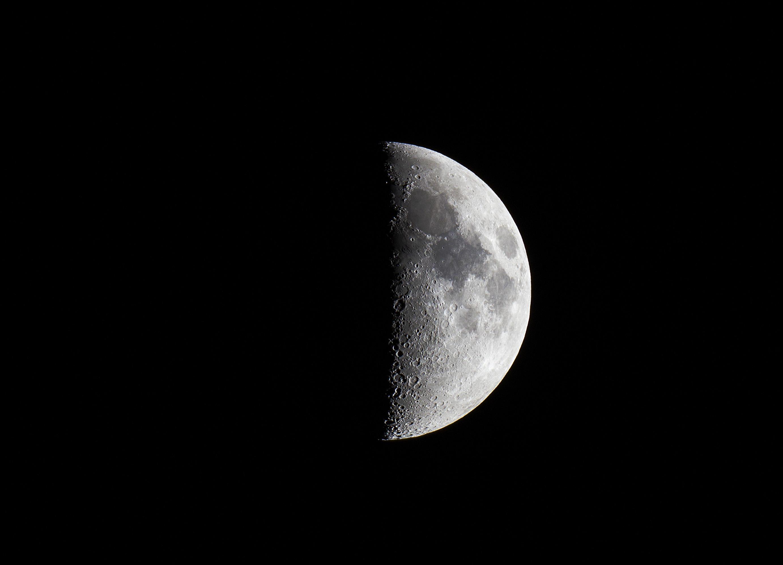 El ciclo lunar no es de 28 días