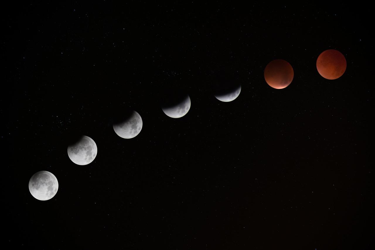 Retransmisión en directo del Eclipse de Luna del 27 de julio