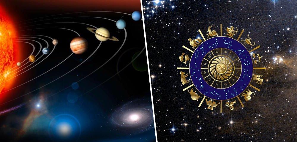 astronomia y astrologia