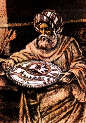 Abū `Abd Allāh Muḥammad ibn Jābir ibn Sinān al-Raqqī al-Ḥarrānī aṣ-Ṣābi` al-Battānī