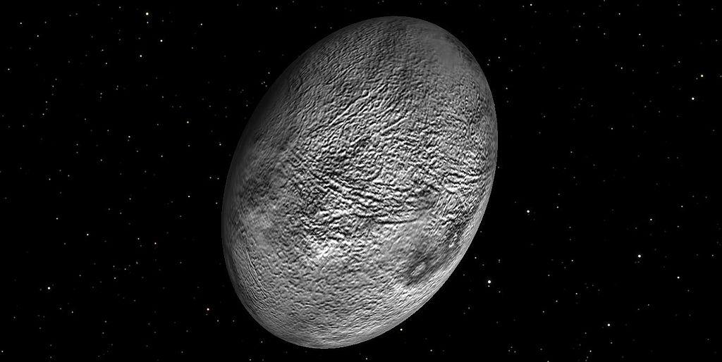 Redescubriendo el sistema solar: planetas enanos