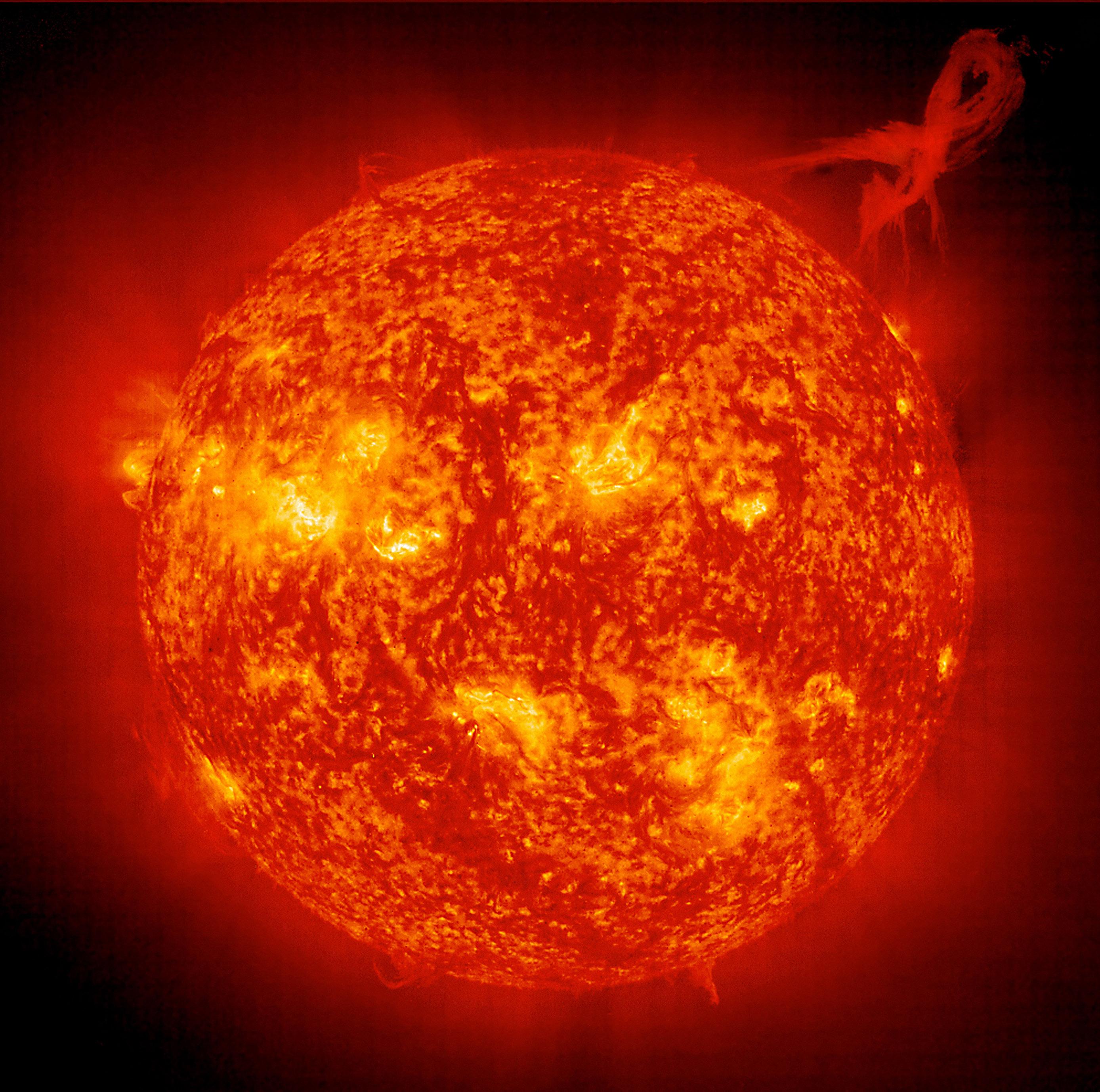 La distancia hasta el sol y el astrónomo con peor suerte de la historia