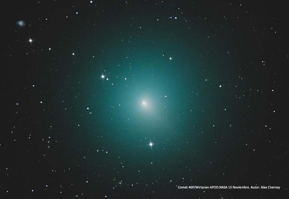 Diferencia entre cometa y asteroide