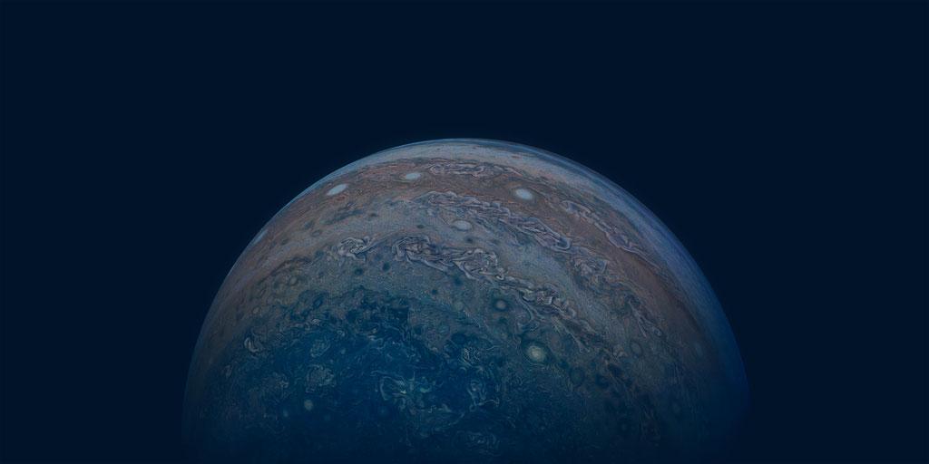 Los colores reales de los planetas del sistema solar