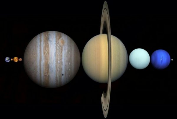 planetas sistema solar
