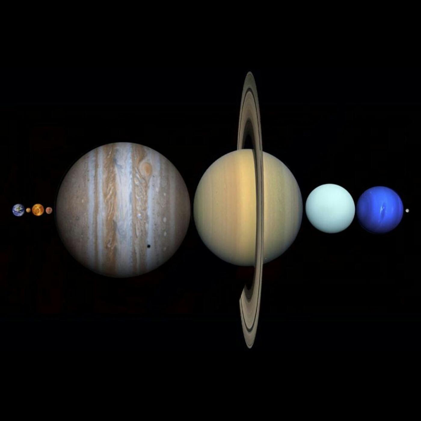 Inclinación del eje de rotación de los planetas