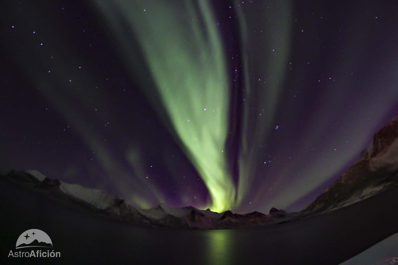 Curiosidades sobre auroras boreales