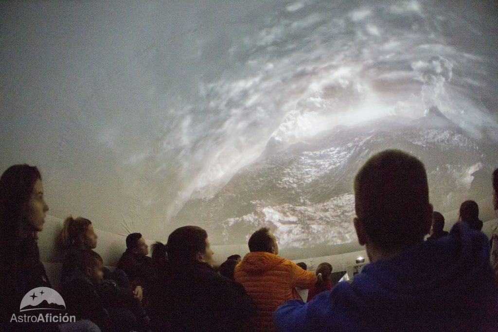 Planetario digital