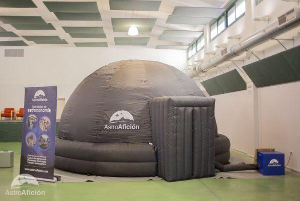 Planetario móvil AstroAficion
