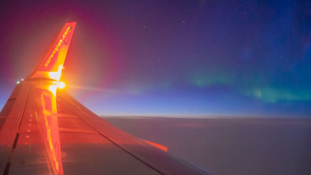 Auroras-boreales-avion