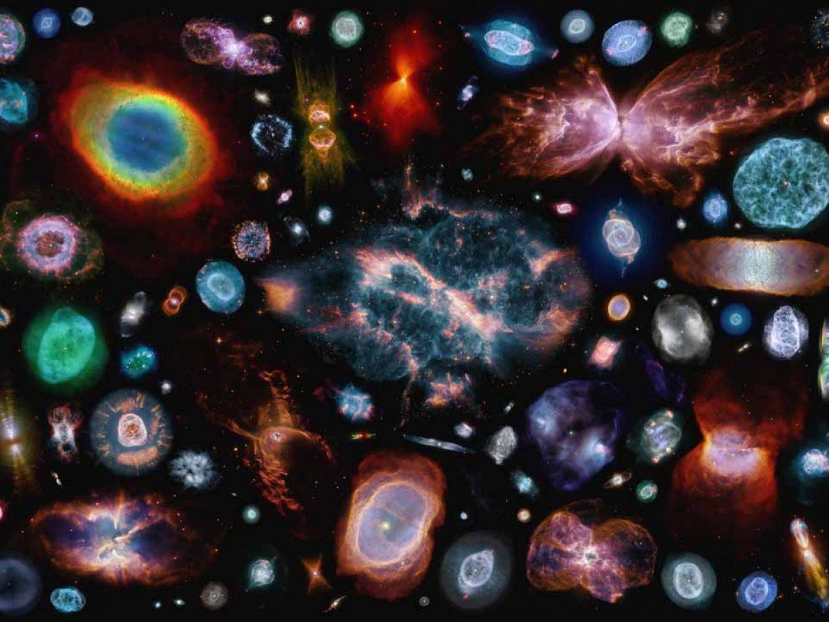 Qué es una nebulosa? Tipos de nebulosas - AstroAficion