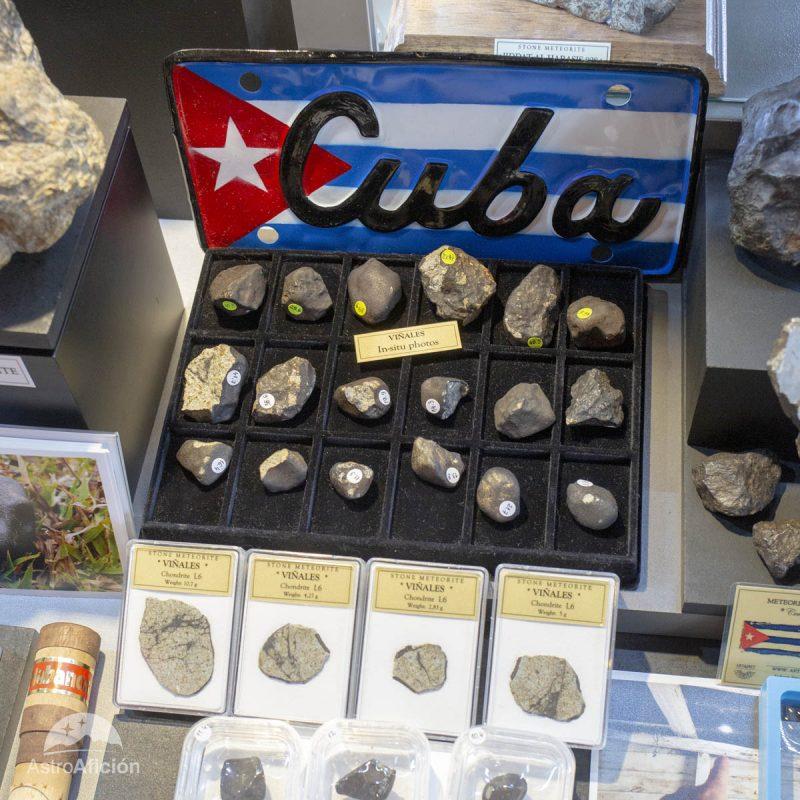 Meteorito Viñales, Cuba.