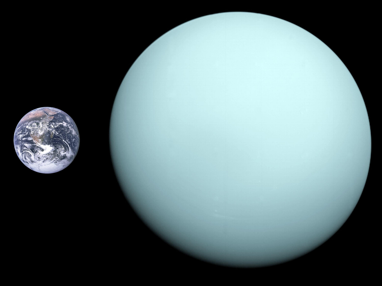 Planetas Modernos I: Urano