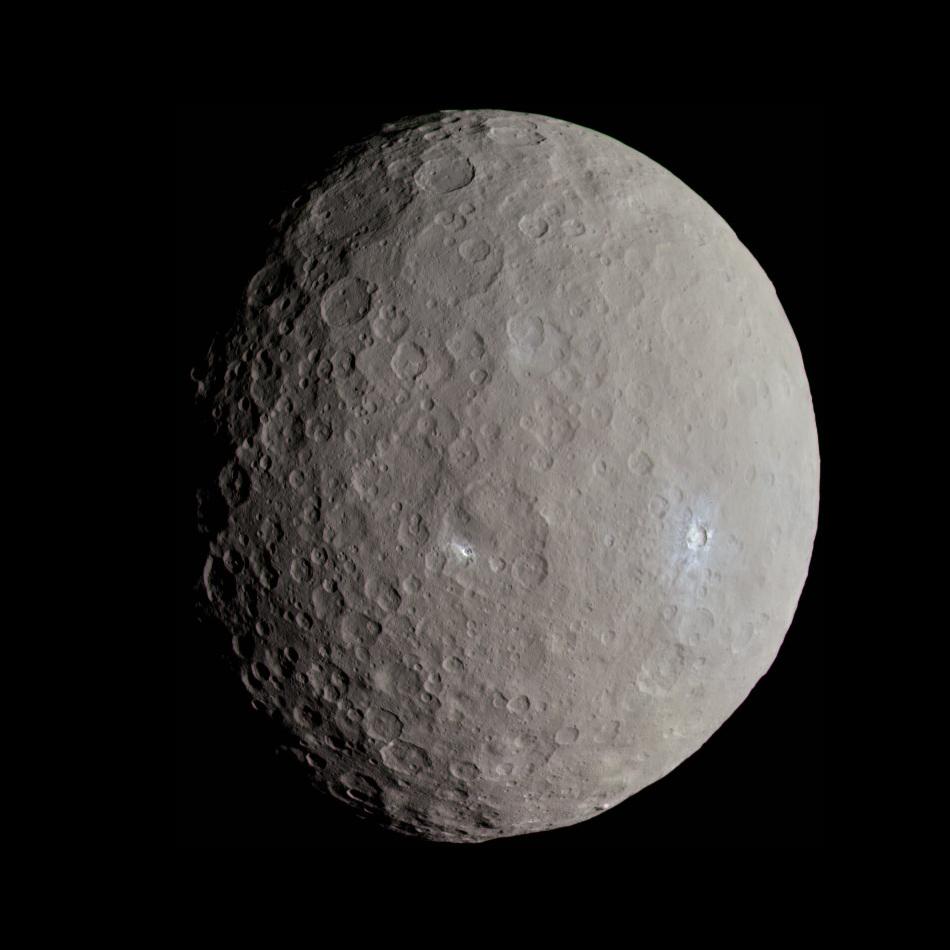Planetas Modernos II: Ceres