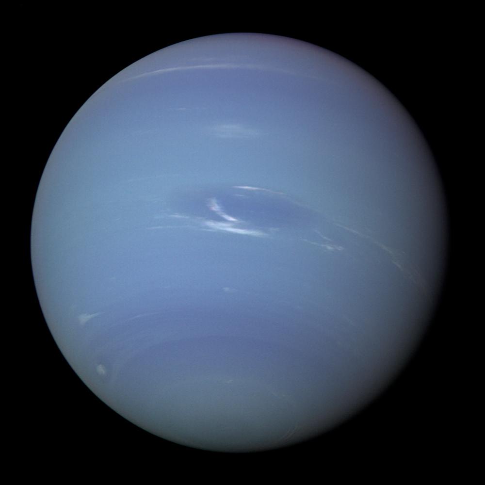 Planetas Modernos III: Neptuno