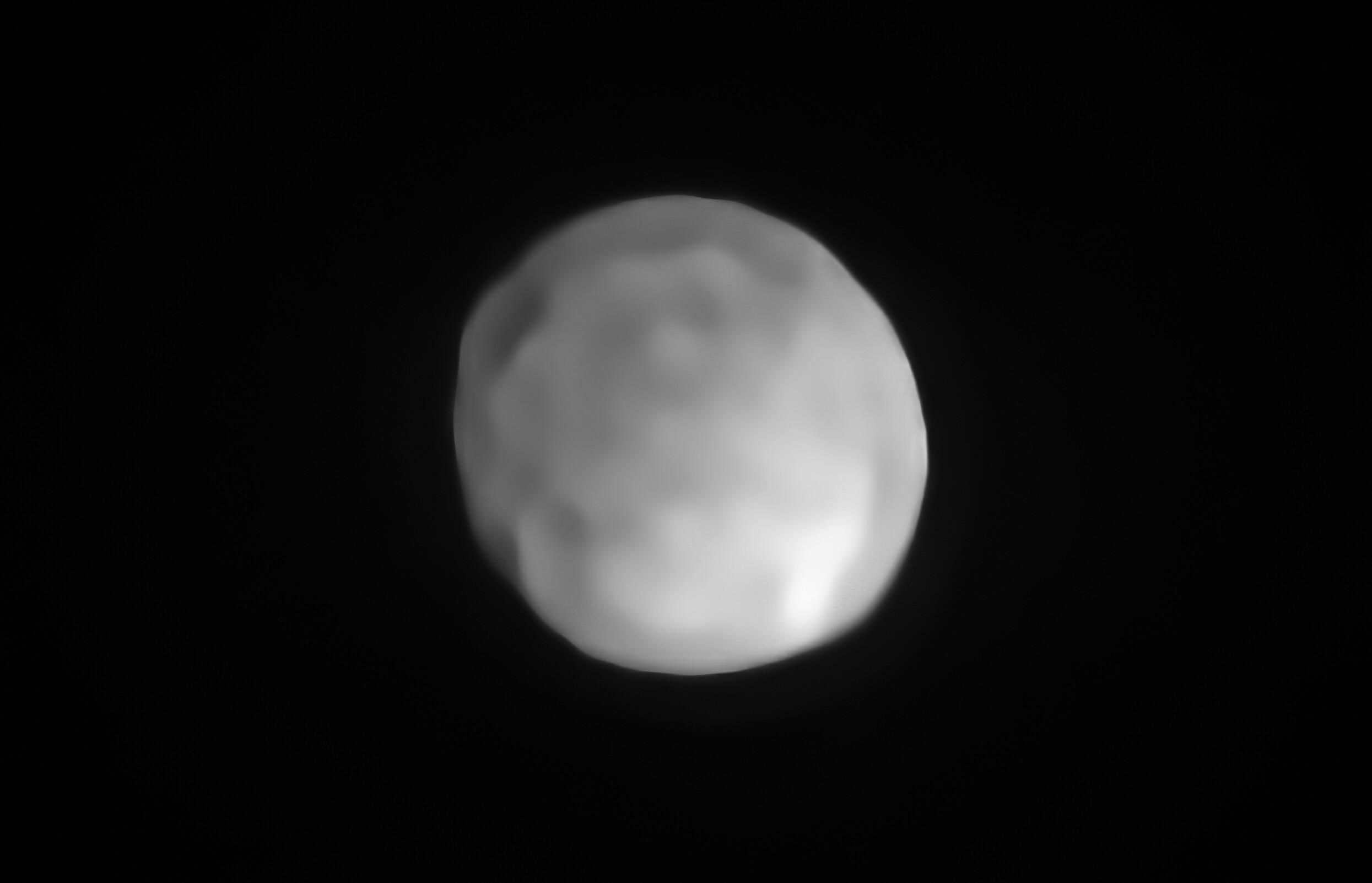 Higía: Descubierto el que podría ser el planeta enano más pequeño del Sistema Solar