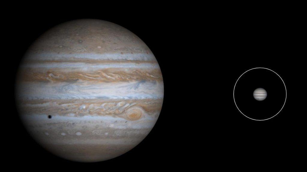 Jupiter-con-telescopio