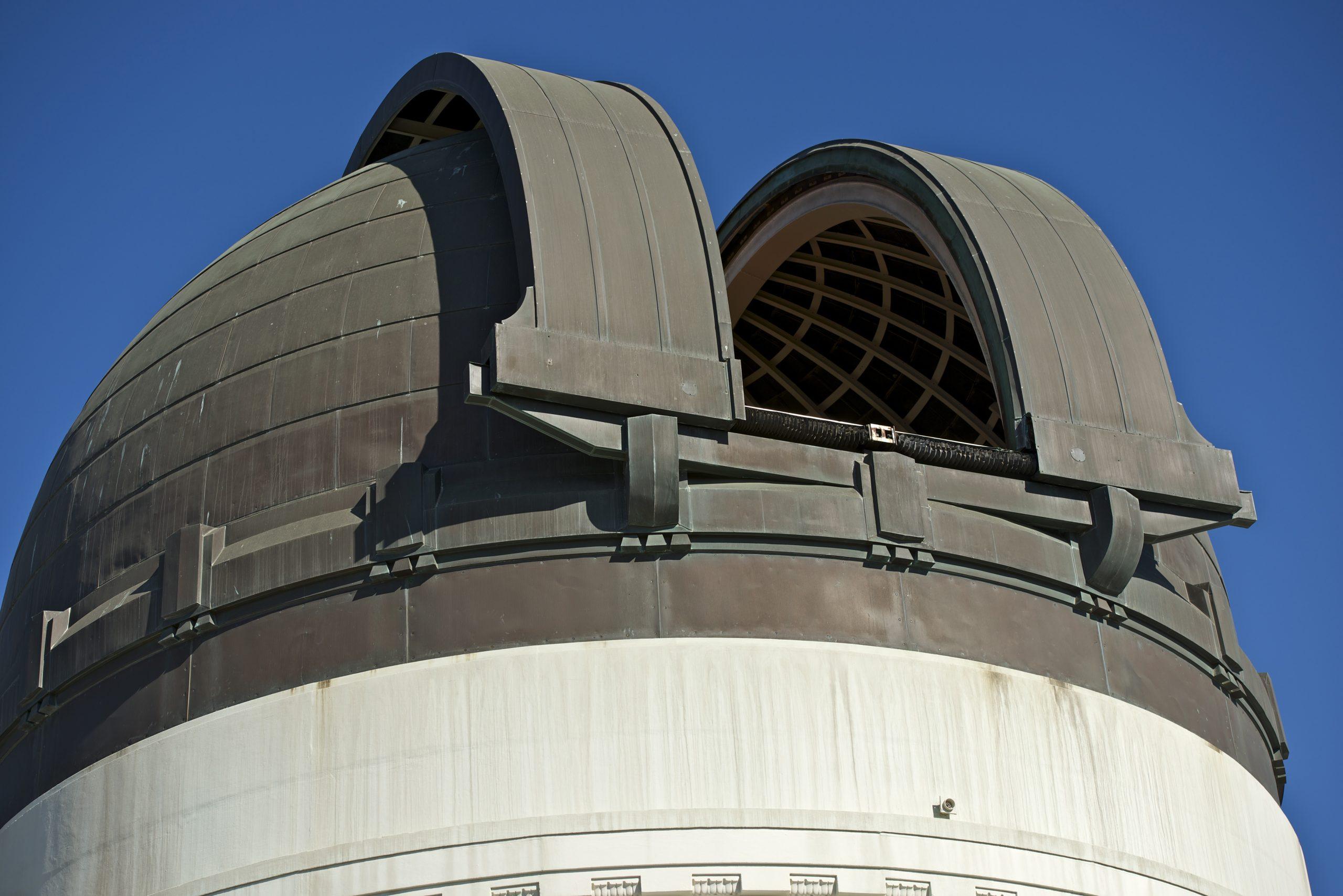 ¿Aislar el observatorio del calor o del frío?