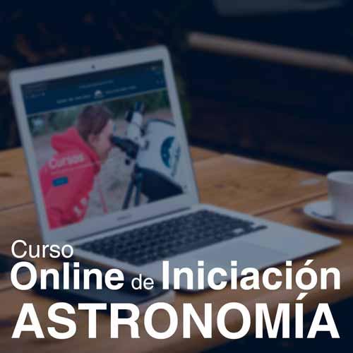 Curso de Astronomía Online