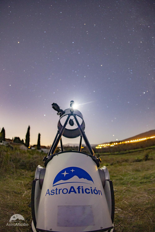 Curso Online de Astronomía
